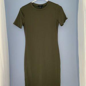 Forest Green Dress!